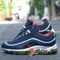 Giày Nike AirMax 97 Navy Yellow