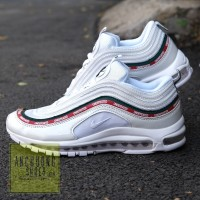 Giày Nike AirMax 97 Undefeated White