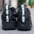 Giày Nike Air Force 1 Low Utility AllBlack