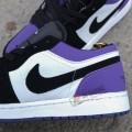 Giày Nike Jordan 1 Low Court Purple