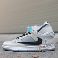 Giày Nike SB Dunk Low Pro Grey Black