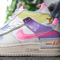 Giày Nike Air Force 1 Shadow Transparency Swoosh