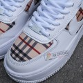 Giày Nike Air Force 1 shadow Burberry
