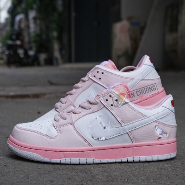 Giày Nike SB Dunk Low TRD QS Pink Pigeon
