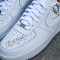Giày Nike Air Force 1 Low Dior White Grey