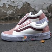 Giày Vans Style 36 Retro Sport Pink