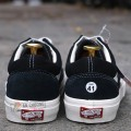Giày Vans Vault Old Skool Black
